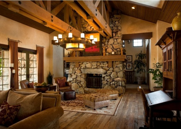 Decorating a small ranch style house