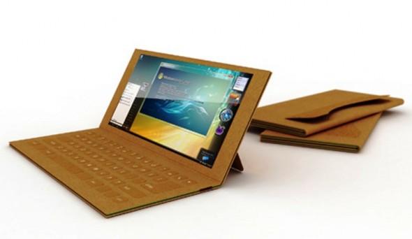 Как сделать своими руками ноутбук из картона своими руками