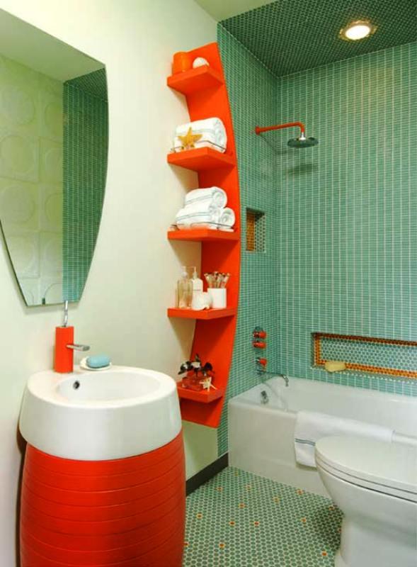 Красивые решения в ванной своими руками - Vedcon.ru