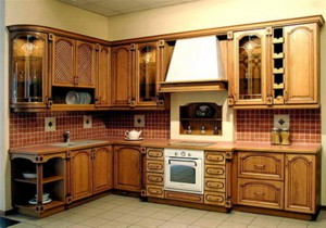 кухня массивчик